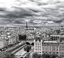 Paris 11 by tomuhlenberg