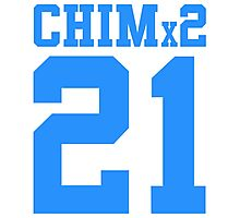BTS/Bangtan Boys 'CHIMx2 21' Photographic Print