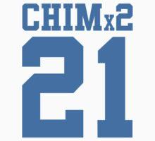 BTS/Bangtan Boys 'CHIMx2 21' Kids Tee