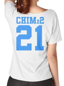 BTS/Bangtan Boys 'CHIMx2 21' Women's Relaxed Fit T-Shirt