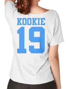 BTS/Bangtan Boys 'KOOKIE 19' Women's Relaxed Fit T-Shirt