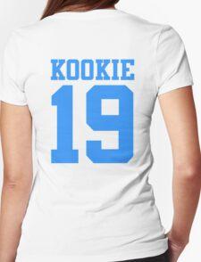 BTS/Bangtan Boys 'KOOKIE 19' Womens Fitted T-Shirt