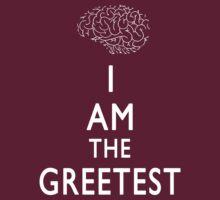 I am the Greetest - Futurama - Keep Calm Parody