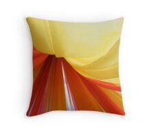 Under the Artisphere Tent Throw Pillow