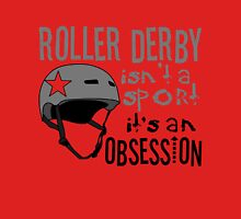 Derby Obsession Womens Fitted T-Shirt
