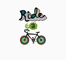 Ride a bike 3 Unisex T-Shirt