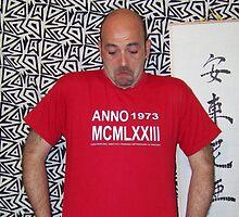 ANNO MCMLXXIII (shirt) by AnnoNiem Anno1973