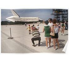 Shuttle Enterprise Poster