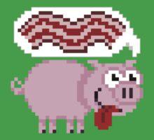 Pork Dreams Kids Tee