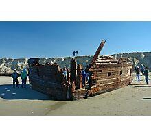 Shipwreck 5 Photographic Print
