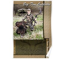 Trevor (Big Tine Outdoors) Poster
