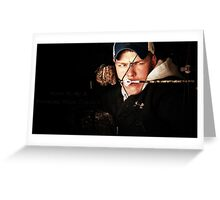Big Tine Outdoors Greeting Card