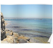 Port Noarlunga Jetty Poster