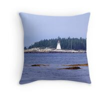 Paddy's Head Light Throw Pillow