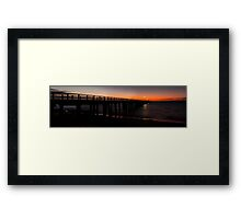 Not Just Another Day Framed Print