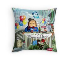You WILL love this party! ~ or else Throw Pillow