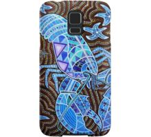 Nigel the Blue Lobster Samsung Galaxy Case/Skin