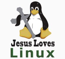 Jesus Loves Linux by Rob Brown