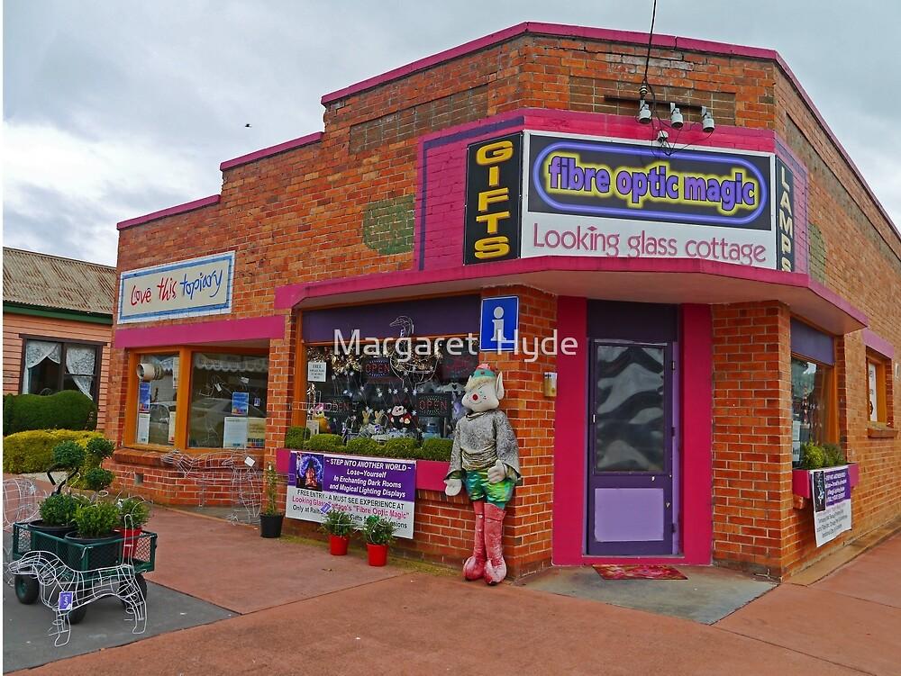 Gift Shop, Railton, Tasmania, Australia by Margaret  Hyde
