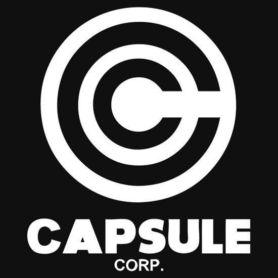 Capsule Corps Shirt Capsule Corp