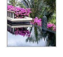 Resort Garden, Phuket, Thailand by prbimages