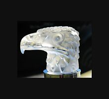 Eagles Head Hood Ornament from a 1934 Packard Unisex T-Shirt