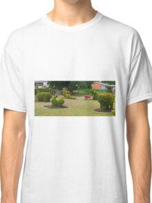 Topiary, Railton, Tasmania, Australia (panorama) Classic T-Shirt