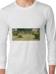Topiary, Railton, Tasmania, Australia (panorama) Long Sleeve T-Shirt