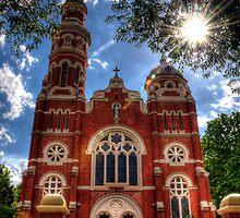 Benalla Church by Leigh Monk