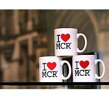 I ♥ MCR Photographic Print
