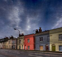 STREET OF COLOUR by Mike Matthews