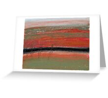 Drought in the Mallee Greeting Card