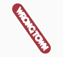 Wrongtown - Capsule - Red by houseAU