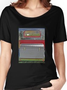 1929 Packard Luggage Trunk Women's Relaxed Fit T-Shirt