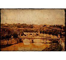 Florence - 1968 Photographic Print