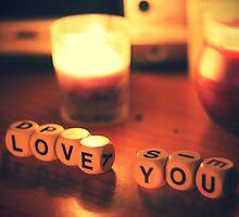"""I Love You"" by Kahlia Huddleston"