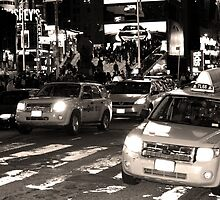 Cabs by Paul Mitchell