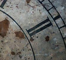 Vintage Clock by garts