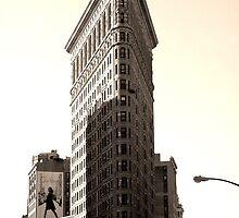 Flatiron Building by Paul Mitchell