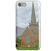St Andrews Uniting Church, Campbell Town, Tasmania, Australia iPhone Case/Skin