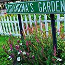 Grandma's Garden by Jeanne Sheridan