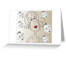 Which one..... Greeting Card