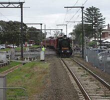 Kclass Loco - Packenham Victoria by glennmp