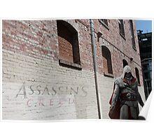 Urban Assassin  Poster