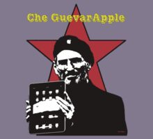 Che GuevarApple by G3no