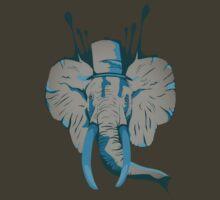 Elegant elephant by bluffingpotspk