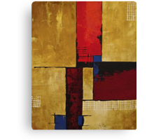 Choc a Block Canvas Print