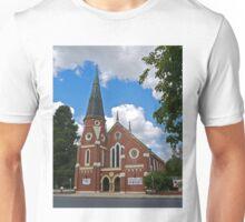 Uniting Church, Bathurst, NSW, Australia Unisex T-Shirt