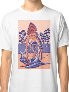 Spinosaurus the Hunter Classic T-Shirt