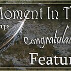A Moment In Time Featured Art Banner by Qnita